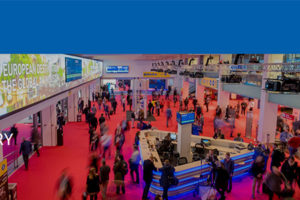 Intregated Systems Europe ISE 2019 Tradeshow