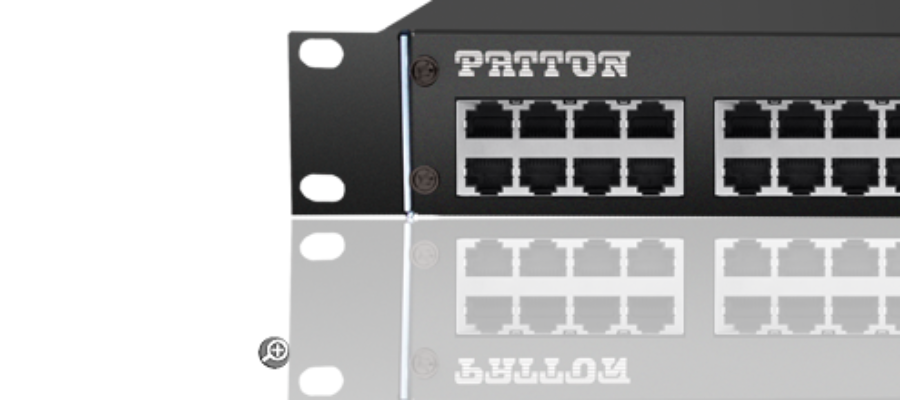 Patton Announces the Industry's Most Flexible High-Density FXS VoIP Gateway