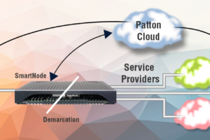 Patton Cloud Total Intelligence Network Edge Services Diagram