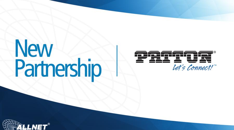 Patton Appoints ALLNET USA as Certified Channel Partner