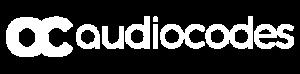 audiocodes White Logo