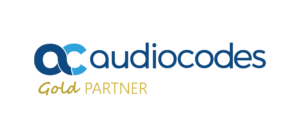 audiocodes Gold Partner Logo