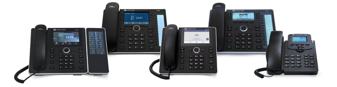 IP Phones Hosted Voice