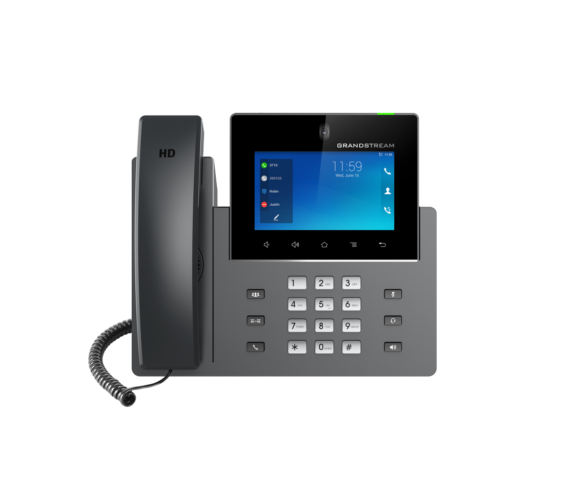 Grandstream HD Hosted VoIP Phone GXV3350